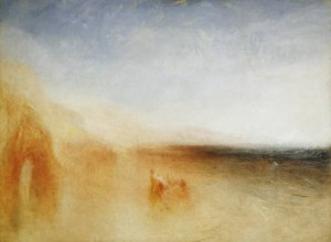 Europa and the Bull circa 1845 by Joseph Mallord William Turner 1775-1851
