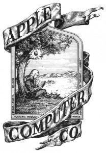 Oudste Apple logo