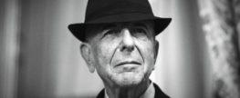 Bij de dood van Leonard Cohen